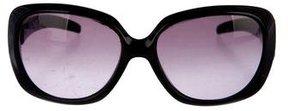 Emilio Pucci Oversize Gradient Sunglasses