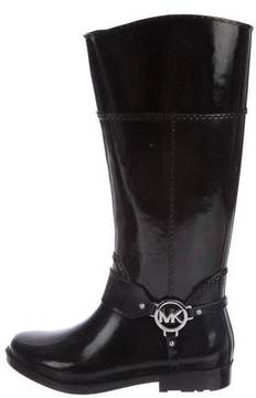 Michael Kors Rubber Rain Boots