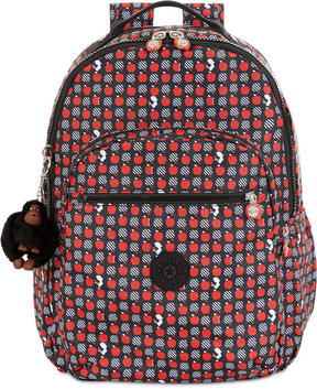 Kipling Disney Seoul Large Backpack - HYPNOTIC APPLES - STYLE