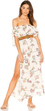 Flynn Skye Maple Maxi Dress