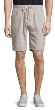 Alternative Relaxed Cotton-Blend Tie Shorts