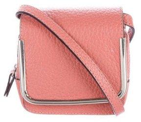 Carven Textured Crossbody Bag