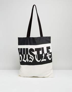 Monki Hustle Tote Bag