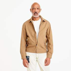 J.Crew Point-collar cotton jacket