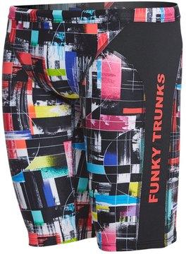 Funky Trunks Men's Test Signal Jammer Swimsuit 8162931
