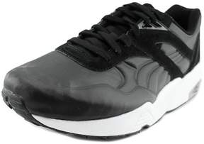 Puma R698 Matt & Shine Men US 11 Black Sneakers