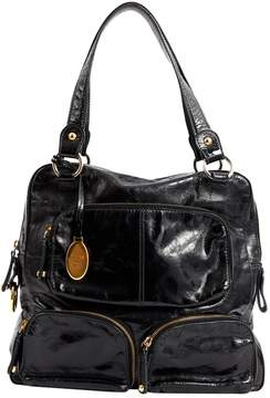 Tod's Black Leather Handbag