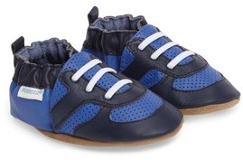 Robeez Infant Boy's 'Super Sporty' Crib Shoe