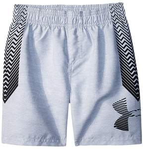 Under Armour Kids Big Logo Volley Boy's Swimwear