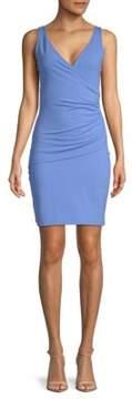 Susana Monaco Sleeveless Wrap Dress
