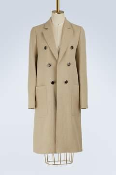 Vanessa Bruno Inola linen coat