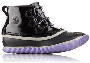Sorel Youth Out 'N AboutTM Patent Leather Lace Boot