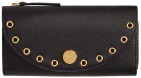 See by Chloe Black Kriss Long Zip Wallet