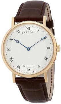 Breguet Classique Automatic Ultra Slim Silver Dial Men's Watch 5157BA119V6