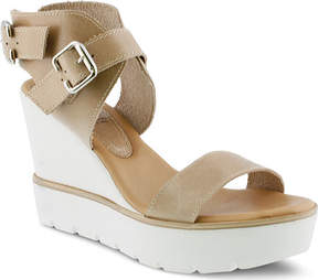 Azura Leticia Wedge Platform Sandal (Women's)