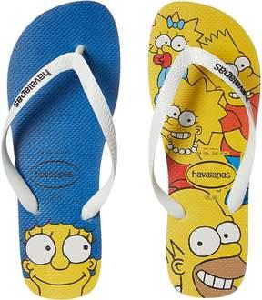 Havaianas Simpsons Flip-Flops
