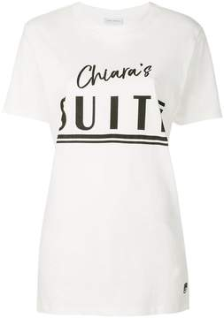 Chiara Ferragni Chiara's Suite T-shirt
