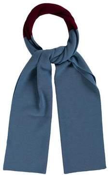 Dolce & Gabbana Bicolor Knit Scarf