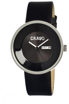 Crayo Button Collection CR0207 Unisex Watch