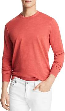 Bloomingdale's The Men's Store at Garment Dyed Crewneck Sweatshirt - 100% Exclusive