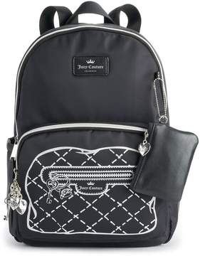 Juicy Couture Faux Real Backpack