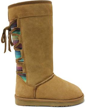 Lamo Chestnut Lookout Suede Boot - Women