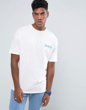 Antioch A.N.T.I. Print T-Shirt