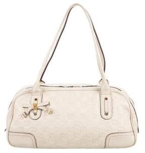 Gucci Guccissima Shoulder Bag - NEUTRALS - STYLE