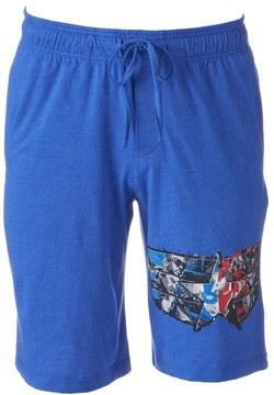 Marvel Men's Civil War Jams Shorts