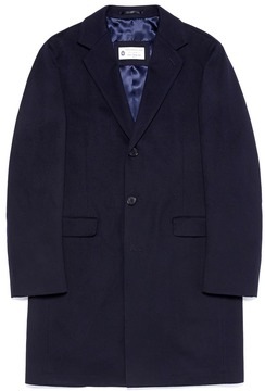 TOMORROWLAND Loro Piana Storm System® wool melton coat