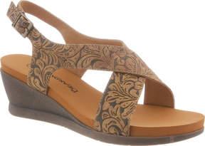 BearPaw Opal Slingback Wedge Sandal (Women's)