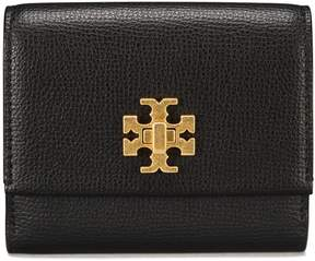 Tory Burch KIRA FOLDABLE MEDIUM WALLET - BLACK - STYLE