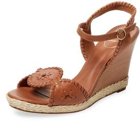 Jack Rogers Women's Clare Rope Wedge