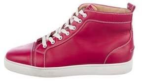 Christian Louboutin Louis Flat Sneakers