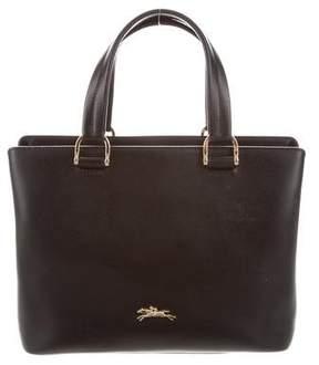Longchamp Grain Leather Bag