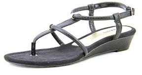 Alfani Castane Open Toe Synthetic Thong Sandal.