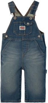 Levi's Baby Boy Knit Overalls