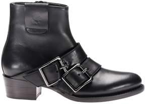 Karl Lagerfeld Flat Booties Shoes Women