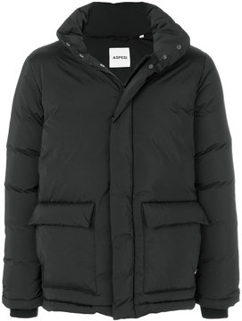 Aspesi padded front pocket jacket