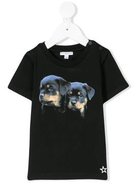 Givenchy Kids puppy print T-shirt