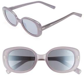 Quay Women's Lulu 49Mm Sunglasses - Lilac/ Silver