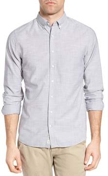 Gant Chambray Fitted Sport Shirt