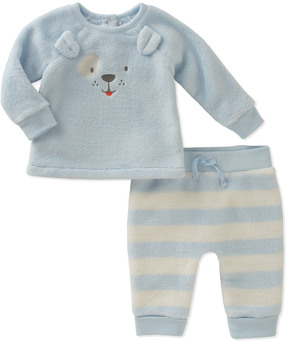 Absorba Boys' 2Pc Striped Pant Set