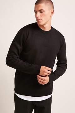 21men 21 MEN Crew Neck Sweater