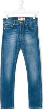 Levi's Kids stretchy slim jeans