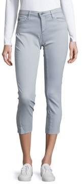 AG Adriano Goldschmied Solid Cigarette Pants