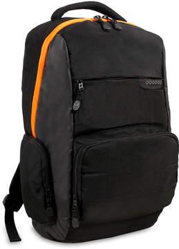 J World Black & Yellow Caliber Backpack