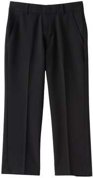 Chaps Boys 4-7x Solid Stretch Dress Pants