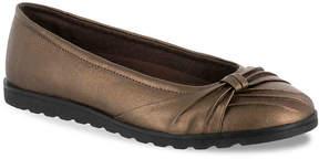 Easy Street Shoes Women's Giddy II Ballet Flat