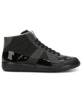 Maison Margiela 'Replica' hi-top sneakers